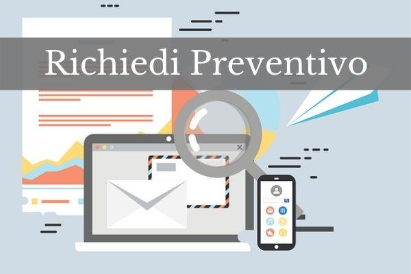 richiedi preventivo stampa